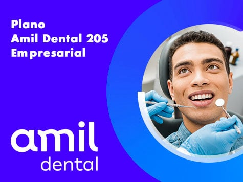 amil dental 205 empresarial
