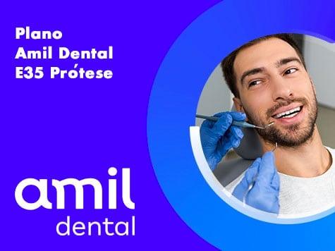 Plano Amil Dental E35 Protese