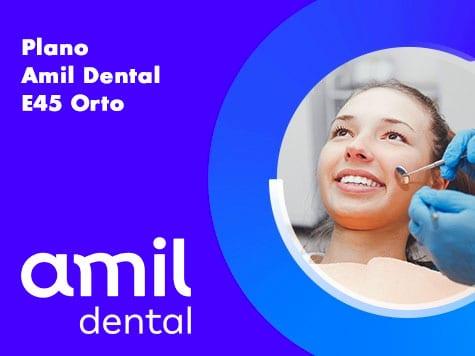 Plano Amil Dental E45 Orto